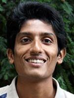 TCi Scholar Vinay Bhaskar