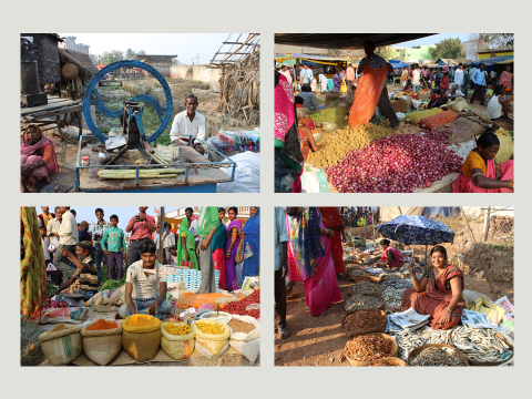 Visits to Local and Regional Markets