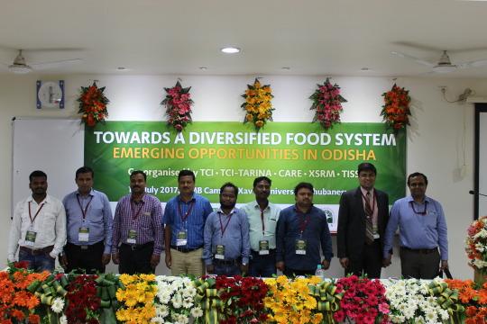 Panelists at the Odisha policy forum in Bhubaneswar